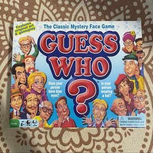 FREE ADD ON guess who